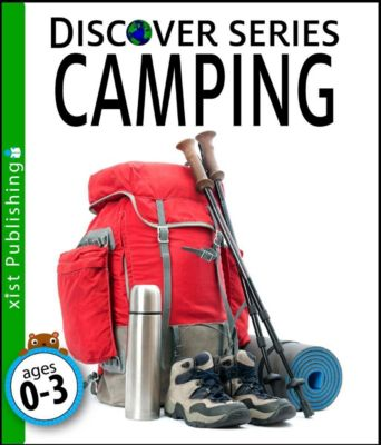 Discover Series: Camping, Xist Publishing