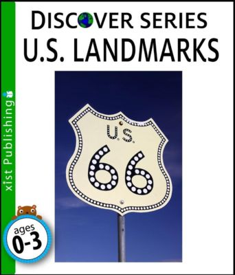 Discover Series: US Landmarks, Xist Publishing