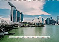 Discover Singapore (Wall Calendar 2019 DIN A3 Landscape) - Produktdetailbild 2