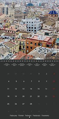 Discover Valencia (Wall Calendar 2019 300 × 300 mm Square) - Produktdetailbild 2