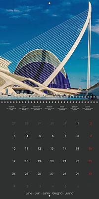 Discover Valencia (Wall Calendar 2019 300 × 300 mm Square) - Produktdetailbild 6