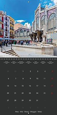 Discover Valencia (Wall Calendar 2019 300 × 300 mm Square) - Produktdetailbild 5