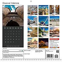 Discover Valencia (Wall Calendar 2019 300 × 300 mm Square) - Produktdetailbild 13