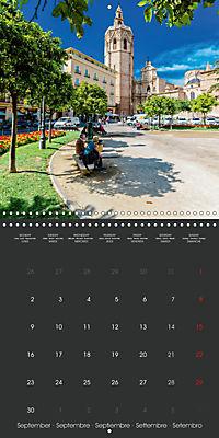 Discover Valencia (Wall Calendar 2019 300 × 300 mm Square) - Produktdetailbild 9