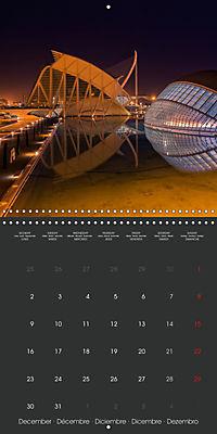 Discover Valencia (Wall Calendar 2019 300 × 300 mm Square) - Produktdetailbild 12