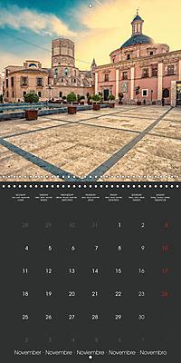 Discover Valencia (Wall Calendar 2019 300 × 300 mm Square) - Produktdetailbild 11