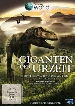 Discovery World - Giganten der Urzeit, Steve Eder, Georgann Kane, Steven Reich