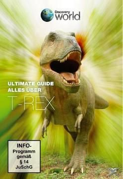Discovery World - Ultimate Guide: Alles über T-Rex
