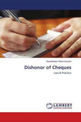 Dishonor of Cheques, Ravidankaur Rahul Karnani