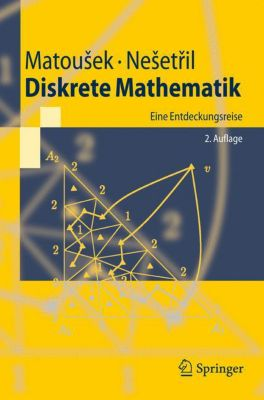 Diskrete Mathematik, Jiri Matousek, Jaroslav Nesetril
