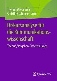 Diskursanalyse für die Kommunikationswissenschaft