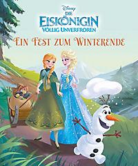 Disney Adventskalender mit 24 Mini-Büchern - Produktdetailbild 2