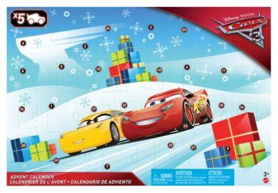 Disney Cars 3 Adventskalender