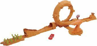 Disney Cars 3 Willys Butte Verwandlungstrack