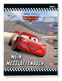 Disney Cars: Mein Messlattenbuch