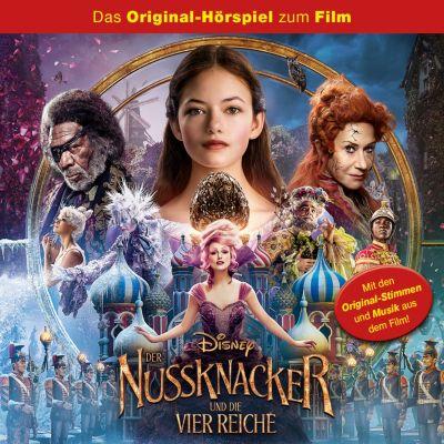 Disney: Der Nussknacker und die vier Reiche (Original-Hörspiel zum Kinofilm)(Hörbuch-Download) - Gabriele Bingenheimer  