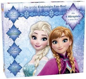 Disney - Die Eiskönigin, 3 Audio-CDs, Walt Disney, Pixar