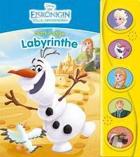 Disney Die Eiskönigin - Olafs lustige Labyrinthe, m. Soundeffekten