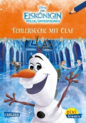 Disney: Die Eiskönigin - Völlig unverfroren, Fehlersuche mit Olaf, Walt Disney