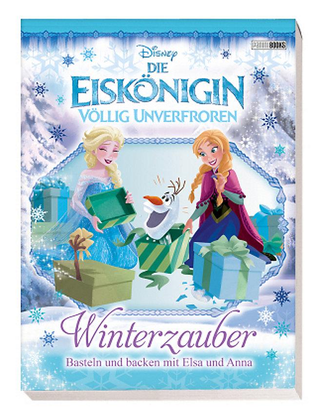 Disney Die Eiskonigin Vollig Unverfroren Winterzauber Buch