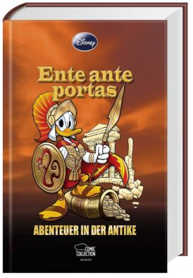 Disney Enthologien Band 19: Ente ante portas, Walt Disney