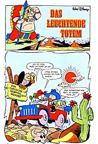 Disney Enthologien Band 4: Cowboys, Enten und Indianer - Produktdetailbild 2
