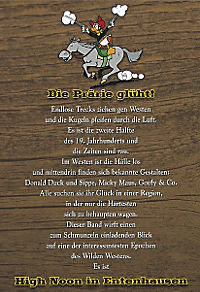 Disney Enthologien Band 4: Cowboys, Enten und Indianer - Produktdetailbild 1