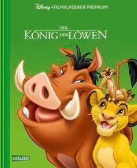 Disney Filmklassiker Premium: König der Löwen, Walt Disney
