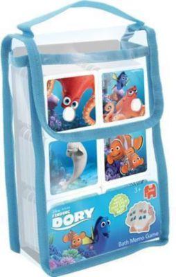 Disney Finding Dory Badewannen-Memo (Kinderspiel)