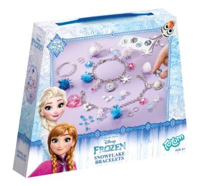 Disney Frozen Bettelarmbänder basteln