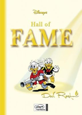 Disney Hall of Fame - Don Rosa, Walt Disney