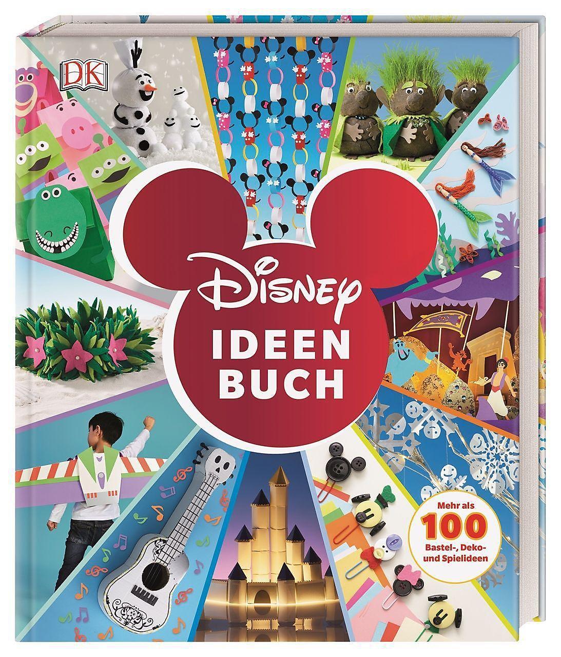 Disney Ideen Buch Buch Von Elizabeth Dowsett Portofrei Bestellen