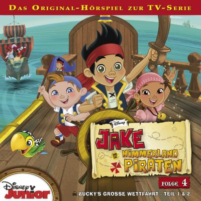 disney jake und die nimmerland piraten disney jake und die nimmerland piraten folge 4. Black Bedroom Furniture Sets. Home Design Ideas
