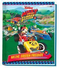 Disney Junior Micky und die flinken Flitzer: Meine ersten Freunde - Panini |