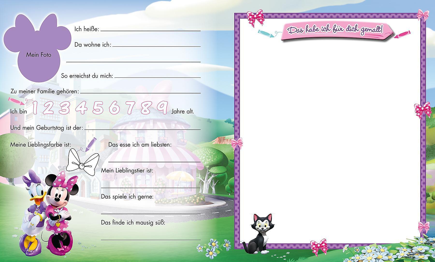 Disney Junior Minnie Meine Ersten Freunde Buch Weltbild Ch