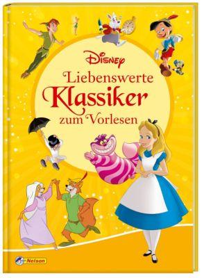 Disney Klassiker - Liebenswerte Klassiker zum Vorlesen