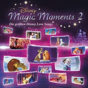 Disney Magic Moments 2: Die größten Disney Love Songs, Various