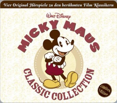 Disney - Micky Maus - Classic Collection, Gabriele Bingenheimer