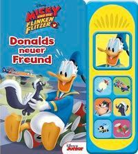 Disney Micky und die flinken Flitzer - Donalds neuer Freund, m. Soundeffekten, Phoenix International Publications Germany GmbH