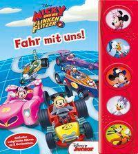 Disney Micky und die flinken Flitzern - Fahr mit uns, m. Soundeffekten