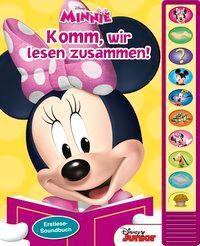Disney Minnie - Komm, wir lesen zusammen!, m. Soundeffekten
