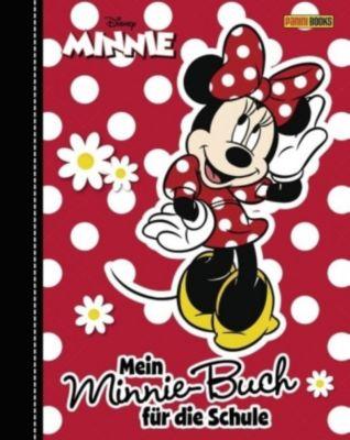 Disney Minnie - Mein Minnie-Buch für die Schule Buch portofrei