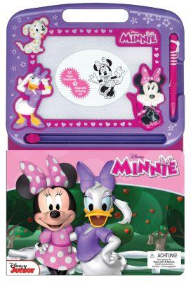 Disney Minnie mit Lern- und Zaubertafel