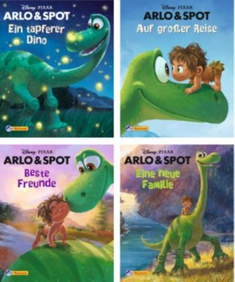 disney pixar arlo und spot buch bei online bestellen. Black Bedroom Furniture Sets. Home Design Ideas