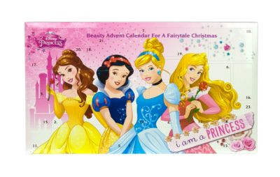 Disney Princess Beauty Advent Calendar 2015