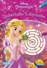 Disney Prinzessin - Zauberhafte Labyrinthe, Walt Disney