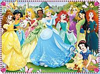 Disney Prinzessin:  Zauberhafte Prinzessinnen. Puzzle 100 Teile XXL - Produktdetailbild 1
