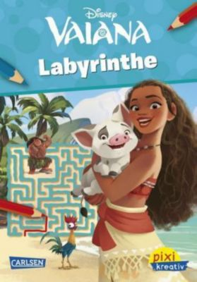 Disney Vaiana - Labyrinthe, Walt Disney