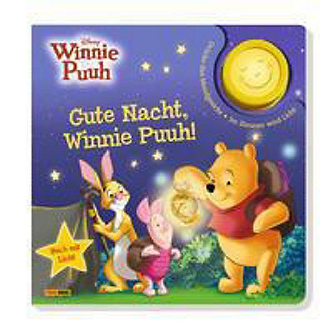 Disney Winnie Puuh: Gute Nacht, Winnie Puuh!, m. Licht Buch