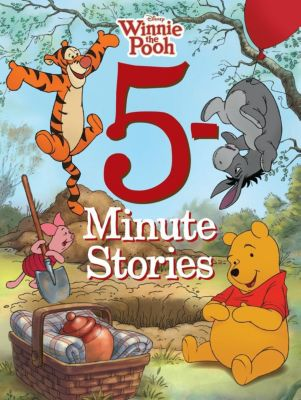 Disney Winnie the Pooh - 5-Minute Stories, Disney Book Group